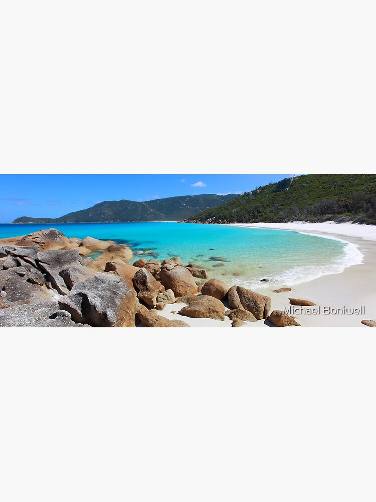 Little Waterloo Bay, Wilsons Promontory, Victoria, Australia by Chockstone