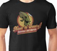 RUPTURE FARMS: NEW N TASTY! Unisex T-Shirt
