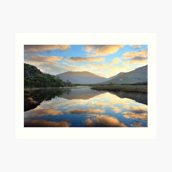 Tidal River Awakens, Wilsons Promontory, Victoria, Australia Art Print