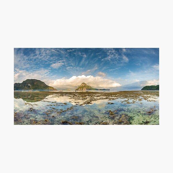 Elnido Panorama Photographic Print