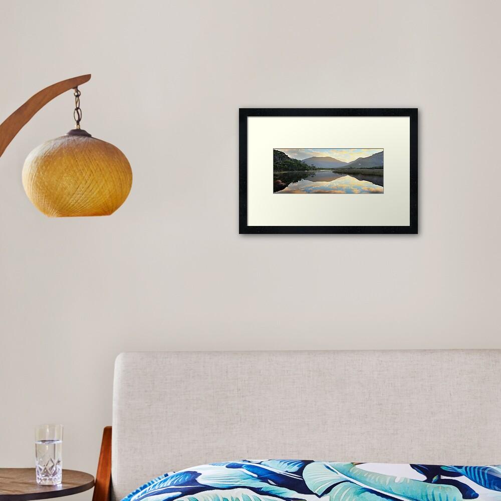 Tidal River Awakens, Wilsons Promontory, Victoria, Australia Framed Art Print