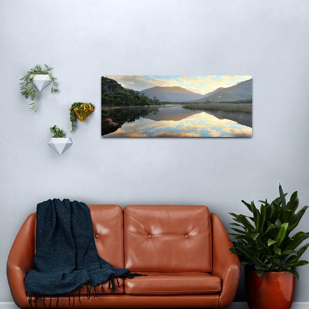 Tidal River Awakens, Wilsons Promontory, Victoria, Australia Metal Print