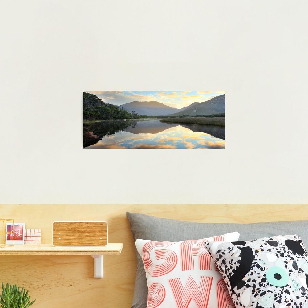 Tidal River Awakens, Wilsons Promontory, Victoria, Australia Photographic Print