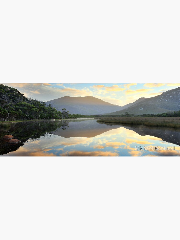 Tidal River Awakens, Wilsons Promontory, Victoria, Australia by Chockstone