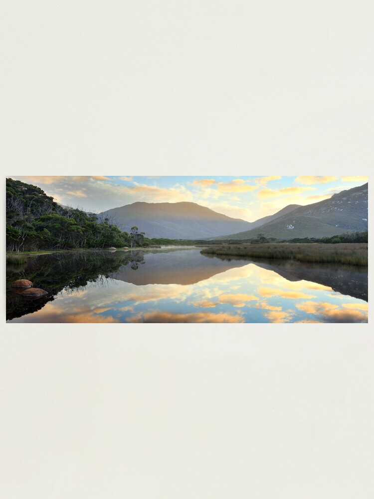 Alternate view of Tidal River Awakens, Wilsons Promontory, Victoria, Australia Photographic Print