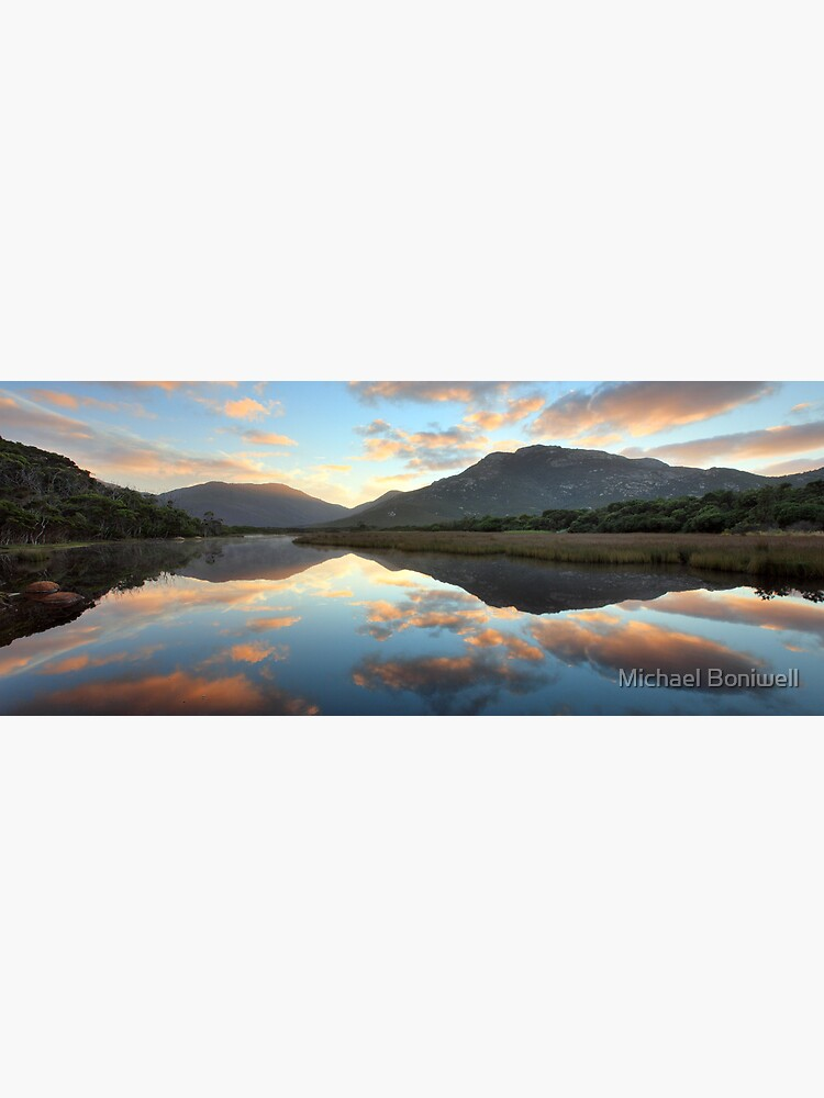 Tidal River Dawn, Wilsons Promontory, Victoria, Australia by Chockstone