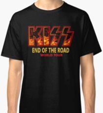 Ende des Jahres Kiss Road Tour 2019 Trans7 Classic T-Shirt