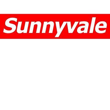 Sunnyvale Supreme Parody  by underscorepound