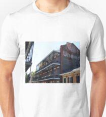 French Quarter Balconies Unisex T-Shirt