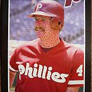 445 - Kevin Gross by Foob's Baseball Cards