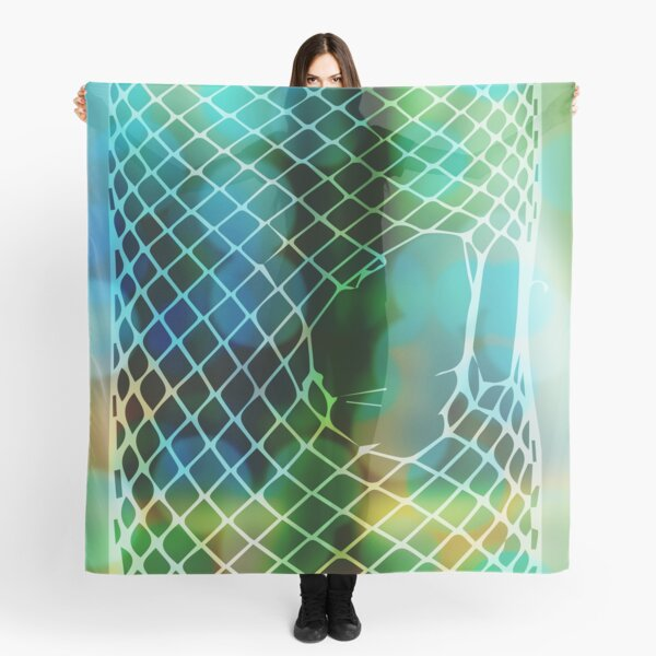 Fishnet Scales Scarf