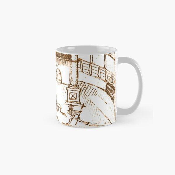 Swan Theatre Sketch Classic Mug