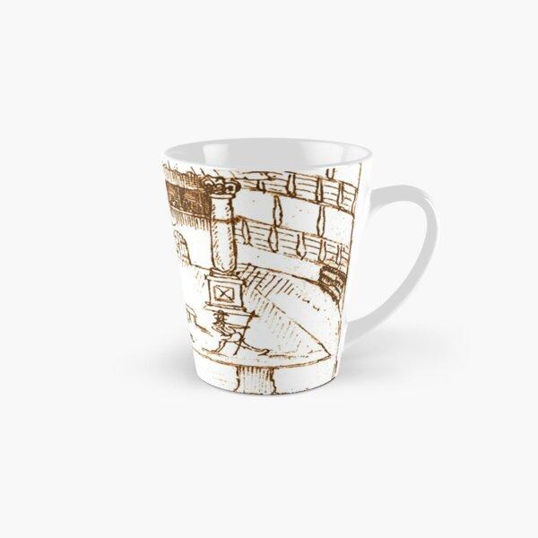 Swan Theatre Sketch Tall Mug