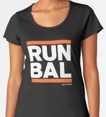 Run Baltimore BAL Women's Premium T-Shirt