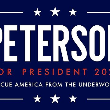 Jordan Peterson for President by IncognitoMode