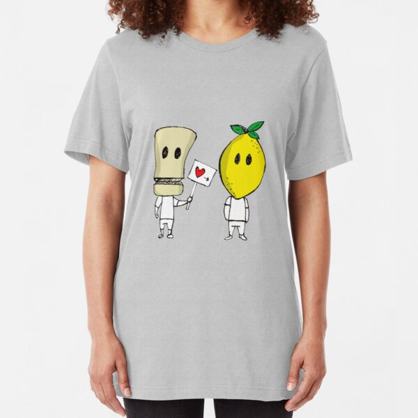 Lemon Love Slim Fit T-Shirt