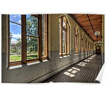 Abbotsford Convent Perspective Poster