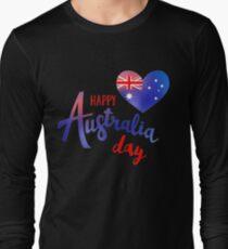 Australia Day Long Sleeve T-Shirt