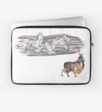 Keeper of Skies II Laptop Sleeve