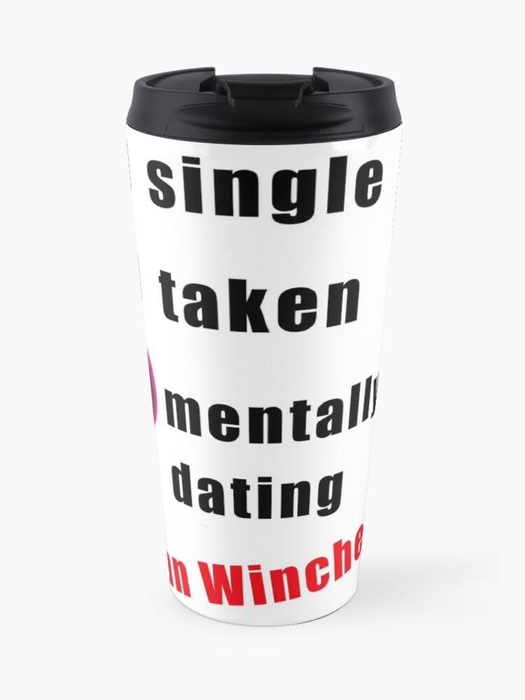 mentalt dating Sam Winchester