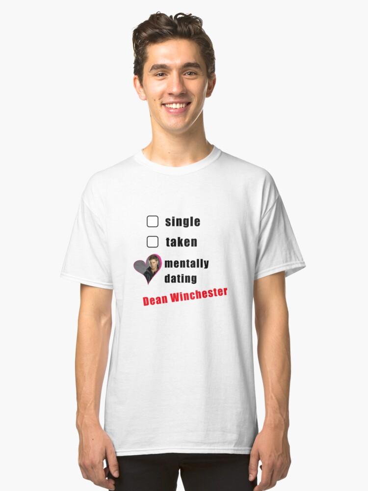 mentalt dating Dean Winchester t skjorte Sevilla hastighet dating