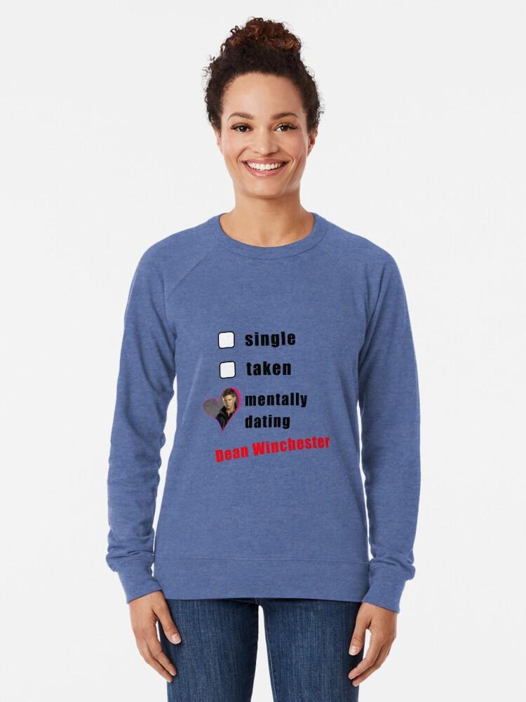 mentalt dating Dean Winchester skjorte professor II dating student
