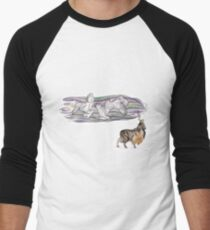 Keeper of Skies II Men's Baseball ¾ T-Shirt