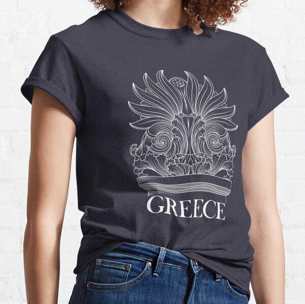 Greek Ancient antefix Classic T-Shirt