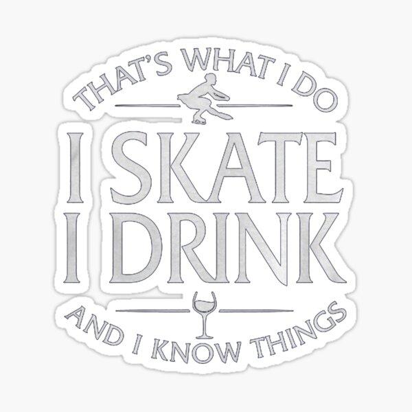 Eiskunstlauf  Sticker