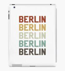 Berlin Berlin Berlin.... iPad-Hülle & Skin