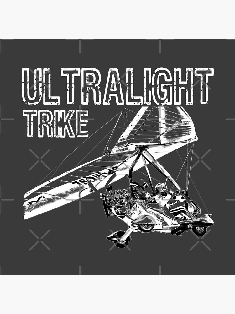 Microlight Ultralight Trike Aircraft - Original Design | Tote Bag