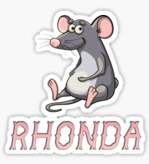 Rhonda Sticker Sticker