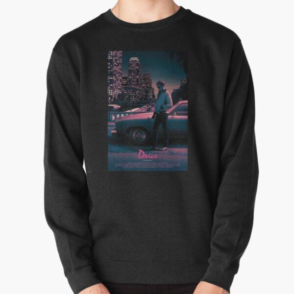 Drive movie poster Pullover Sweatshirt