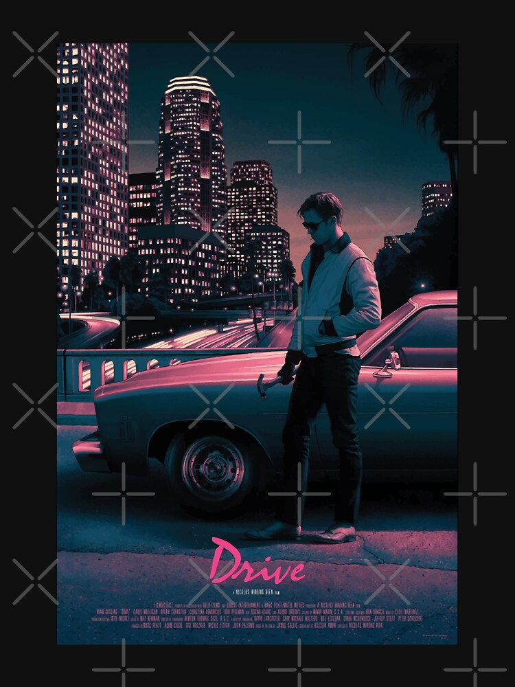 Drive movie poster by orinemaster