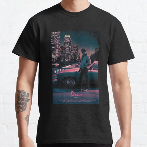 Drive movie poster Classic T-Shirt