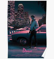 Filmposter fahren Poster