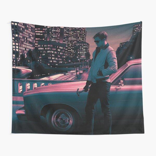 Filmplakat fahren Wandbehang