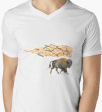 Keeper of Lands I Men's V-Neck T-Shirt
