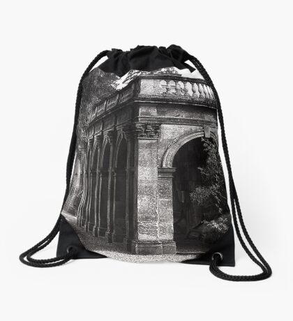 A Quiet Moment Drawstring Bag