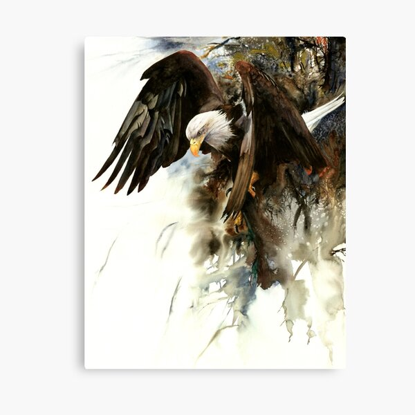 High And Mighty Canvas Print