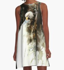 High And Mighty A-Line Dress