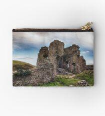 Castle In Ruins Zipper Pouch