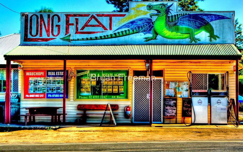 Long Flat - NSW - AUSTRALIA by Bryan Freeman