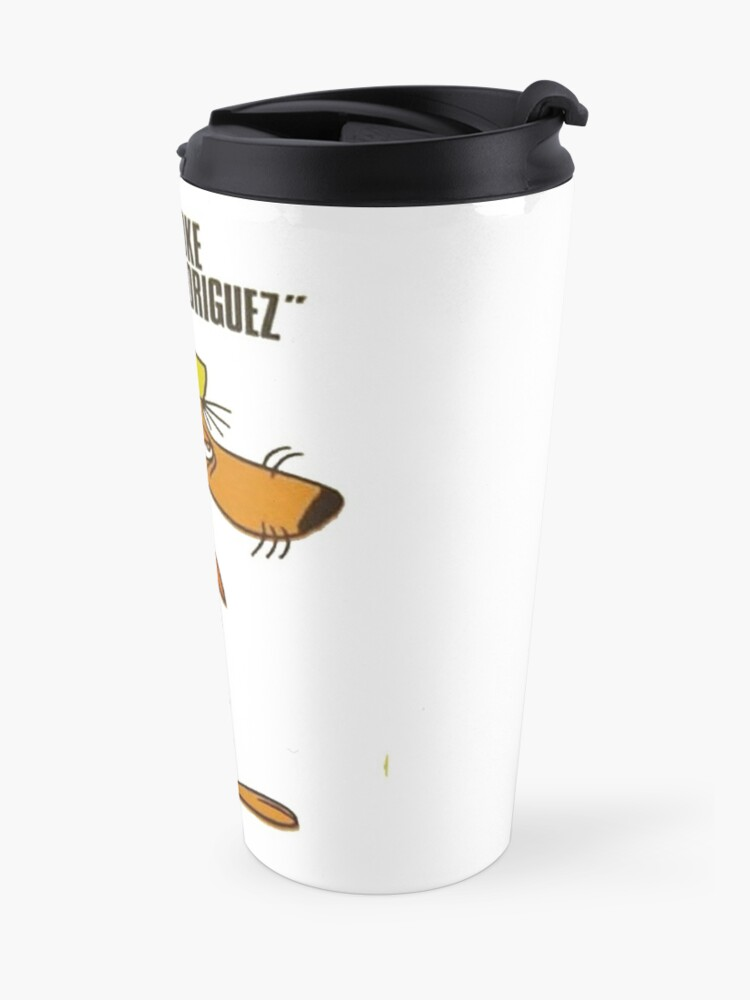 Alternate view of Slowpoke Rodriguez Travel Mug
