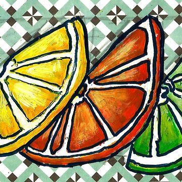 Juicy Fruity by Kyleacharisse