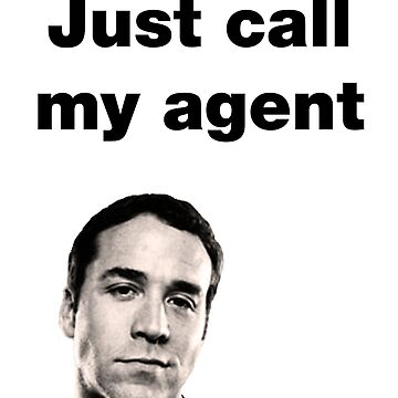 Ari Gold - Entourage - Just Call My Agent by mhowe91