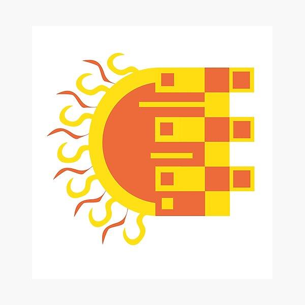 sun consciousness Photographic Print