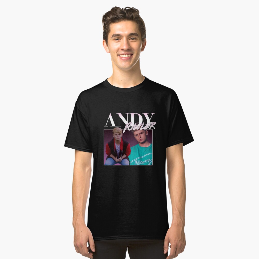 Andy Fowler Vintage Classic T-Shirt