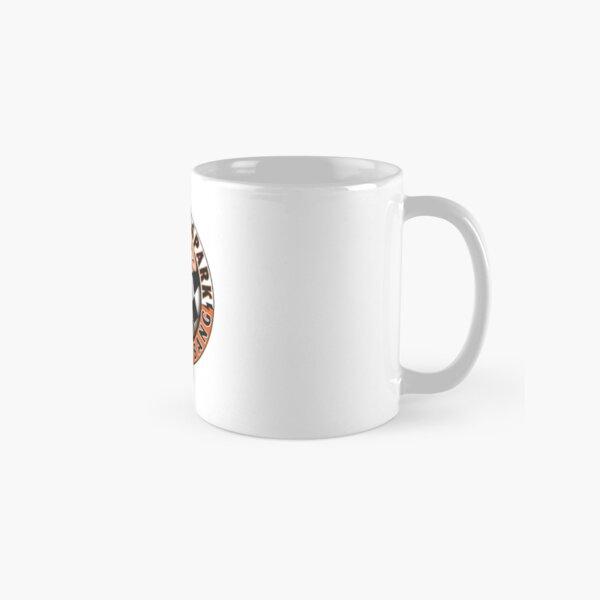 Pinup Girl Spark Plug Classic Mug