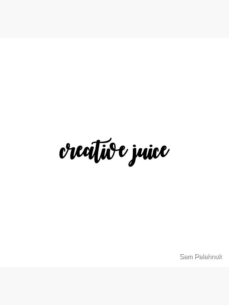 creative juice sticker by sampalahnukart